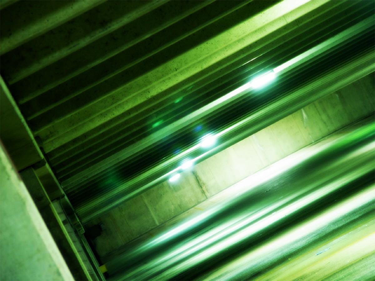 Odpowiednie oświetlenie do garażu